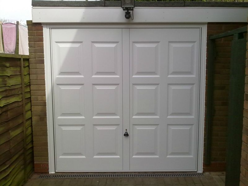 Advanced Windows One Piece Garage Door Gallery